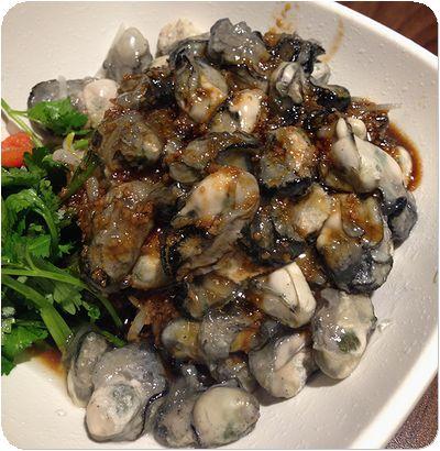 喫飯食堂牡蠣
