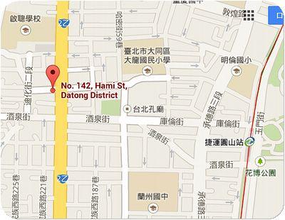 宗元堂地図