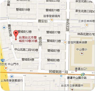 湯品小館地図