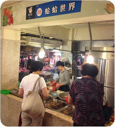 松江市場貝や