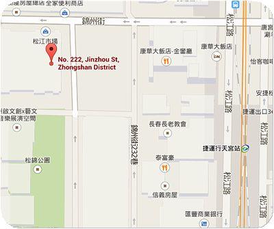 松江市場地図