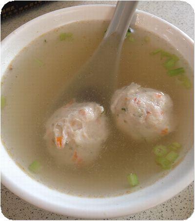 香満園スープ