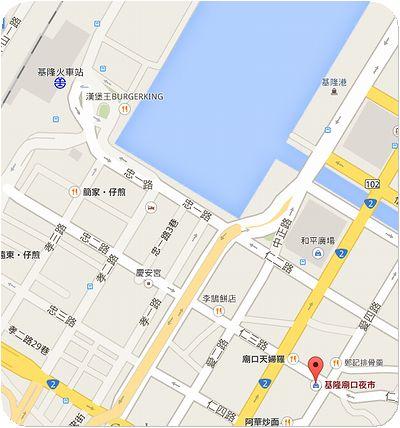 金油飯地図
