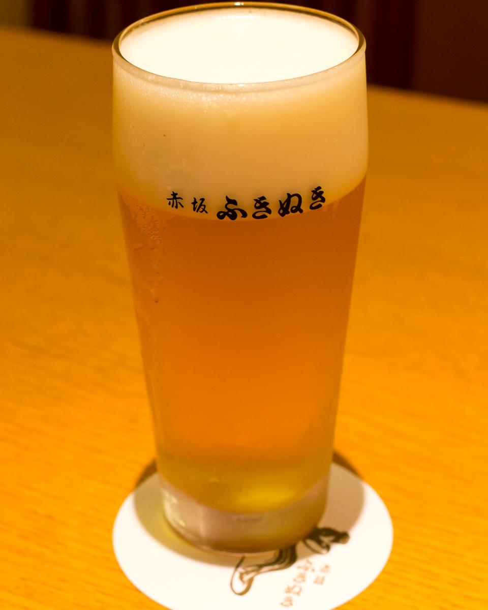 赤坂「ふきぬき」ひつまぶし(2)