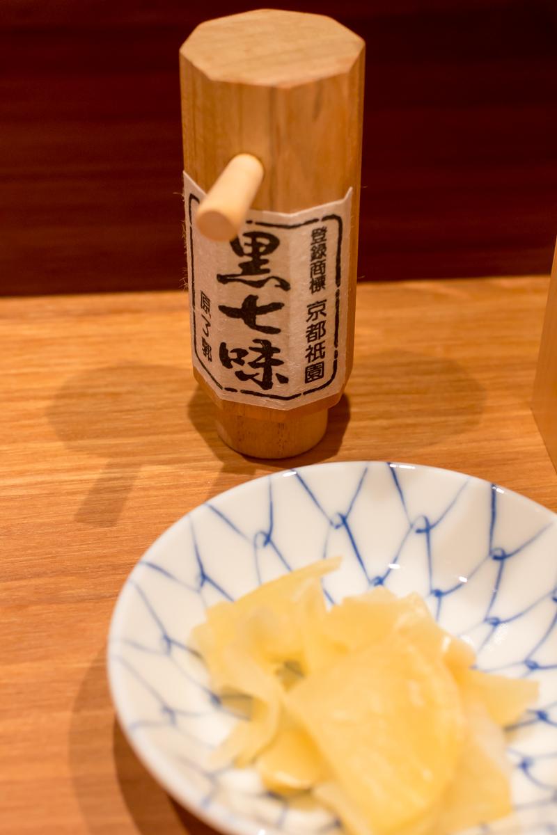 天丼金子屋の上天ばら丼(2)