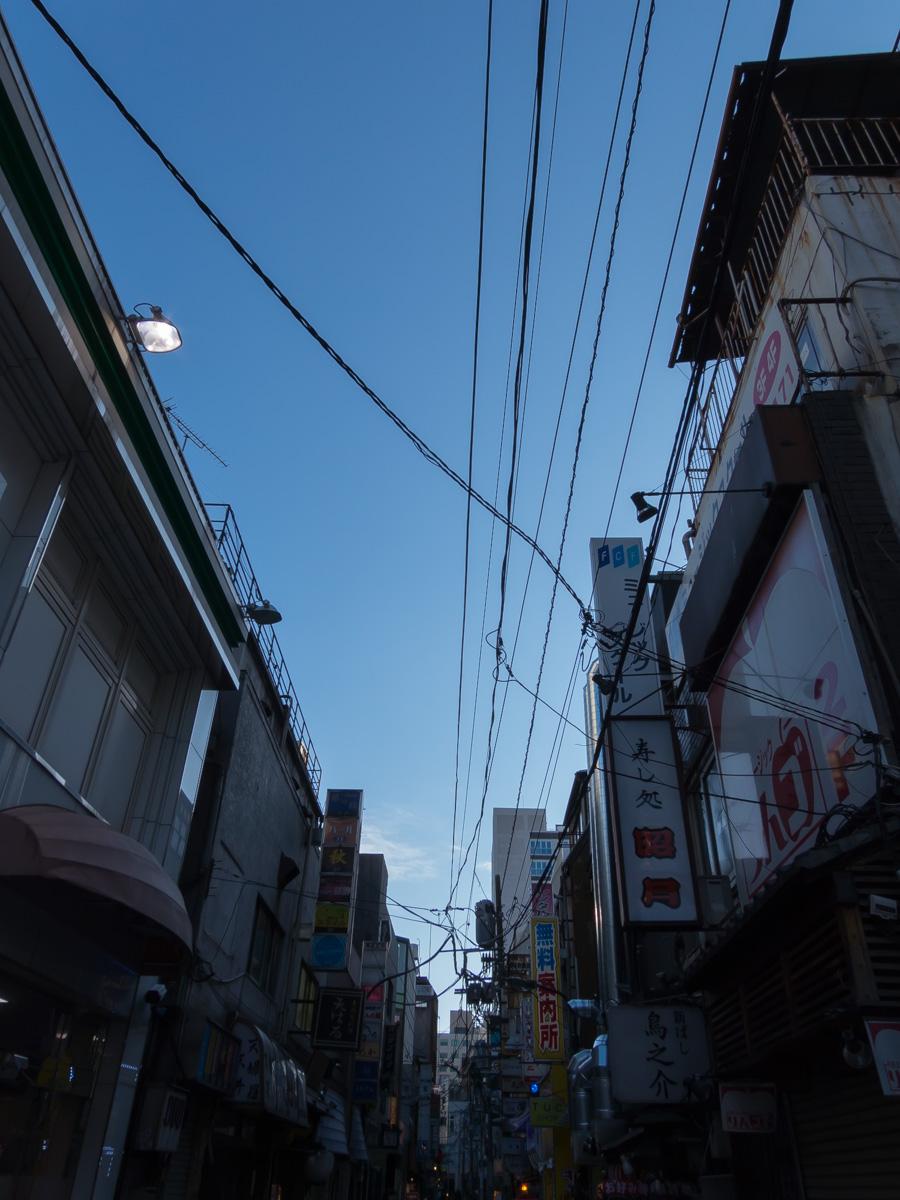 新橋散策(3)