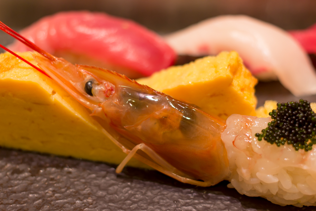 寿司の美登利 赤坂店(3)