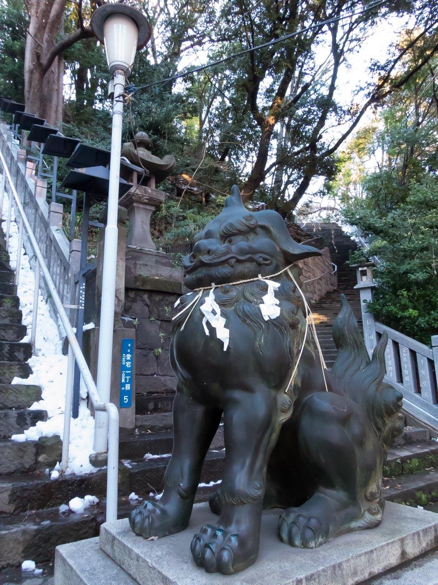 新橋散策(14)