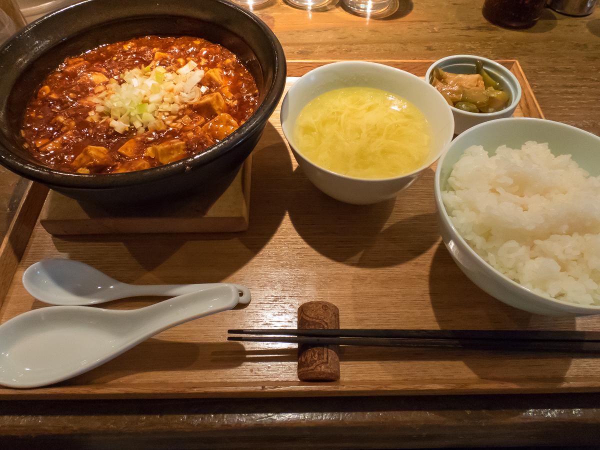 東京麻婆食堂(1)