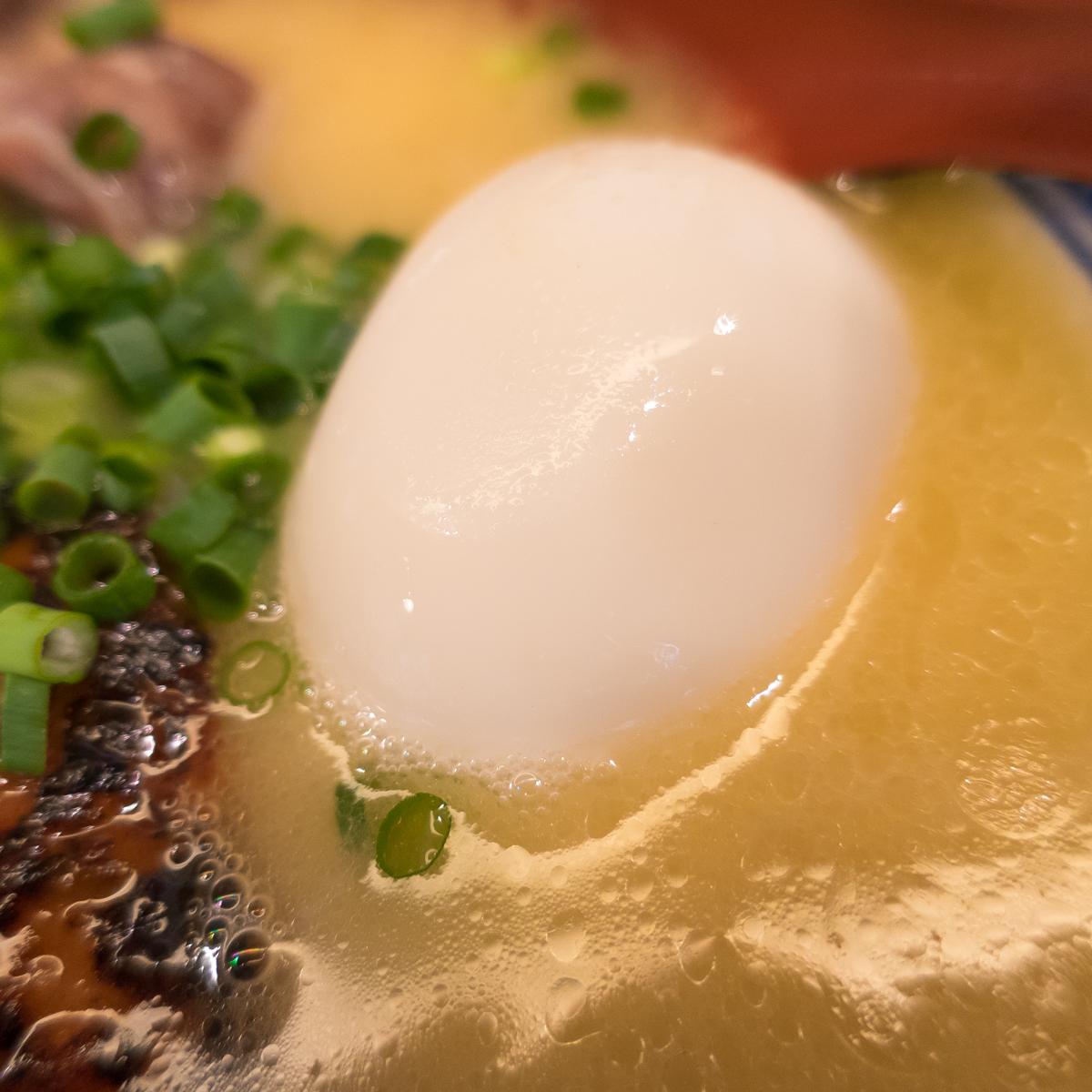 友・濃厚鶏塩らーめん「鶏づくし」(5)