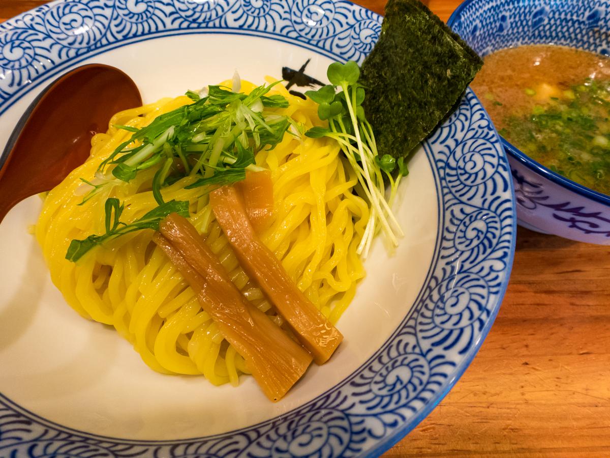 赤坂麺処友 つけ麺(1)