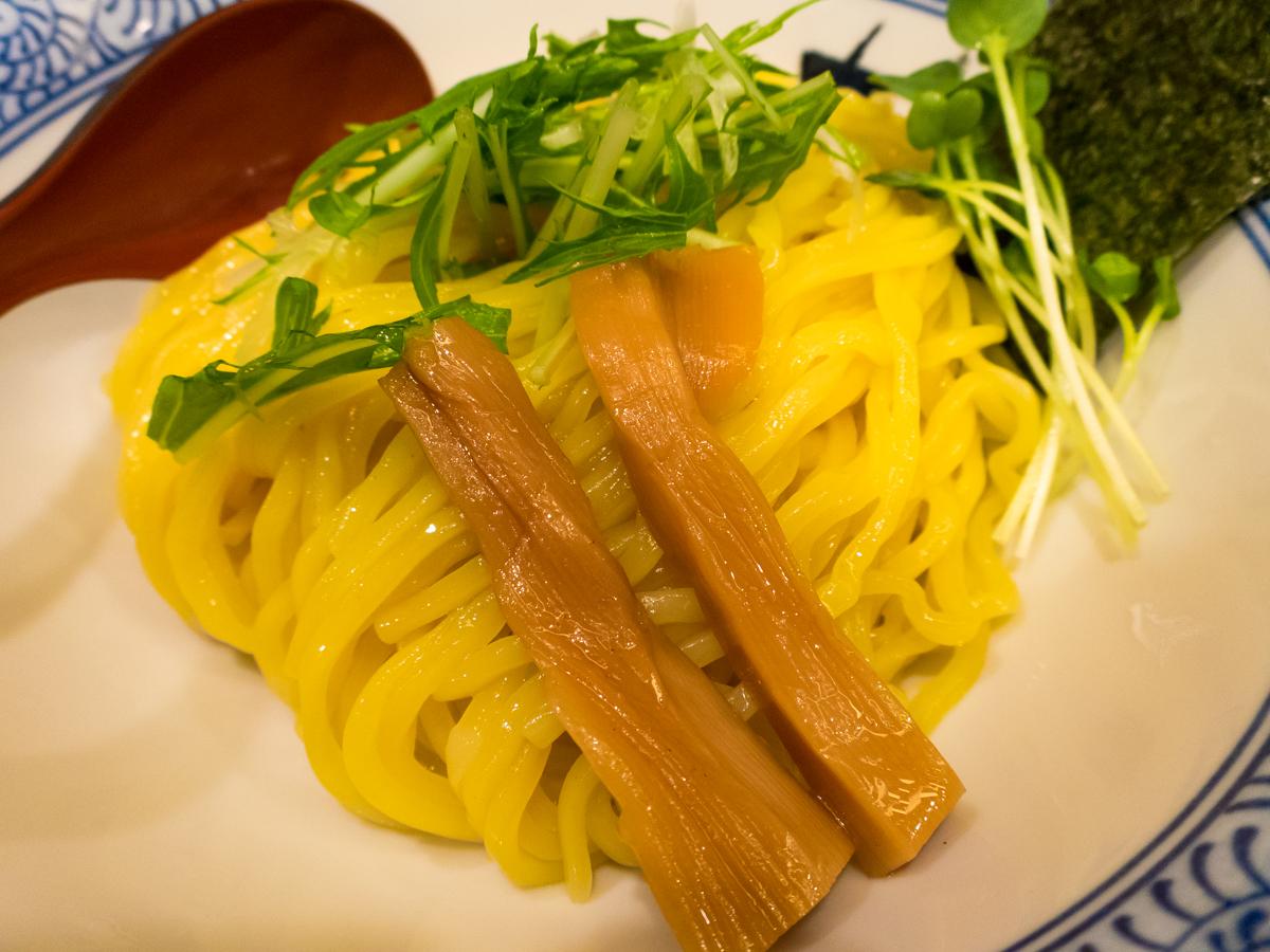 赤坂麺処友 つけ麺(2)