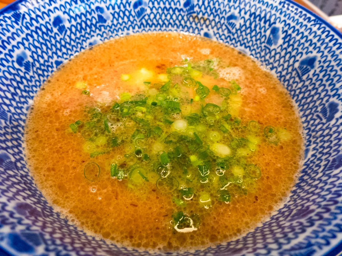 赤坂麺処友 つけ麺(4)