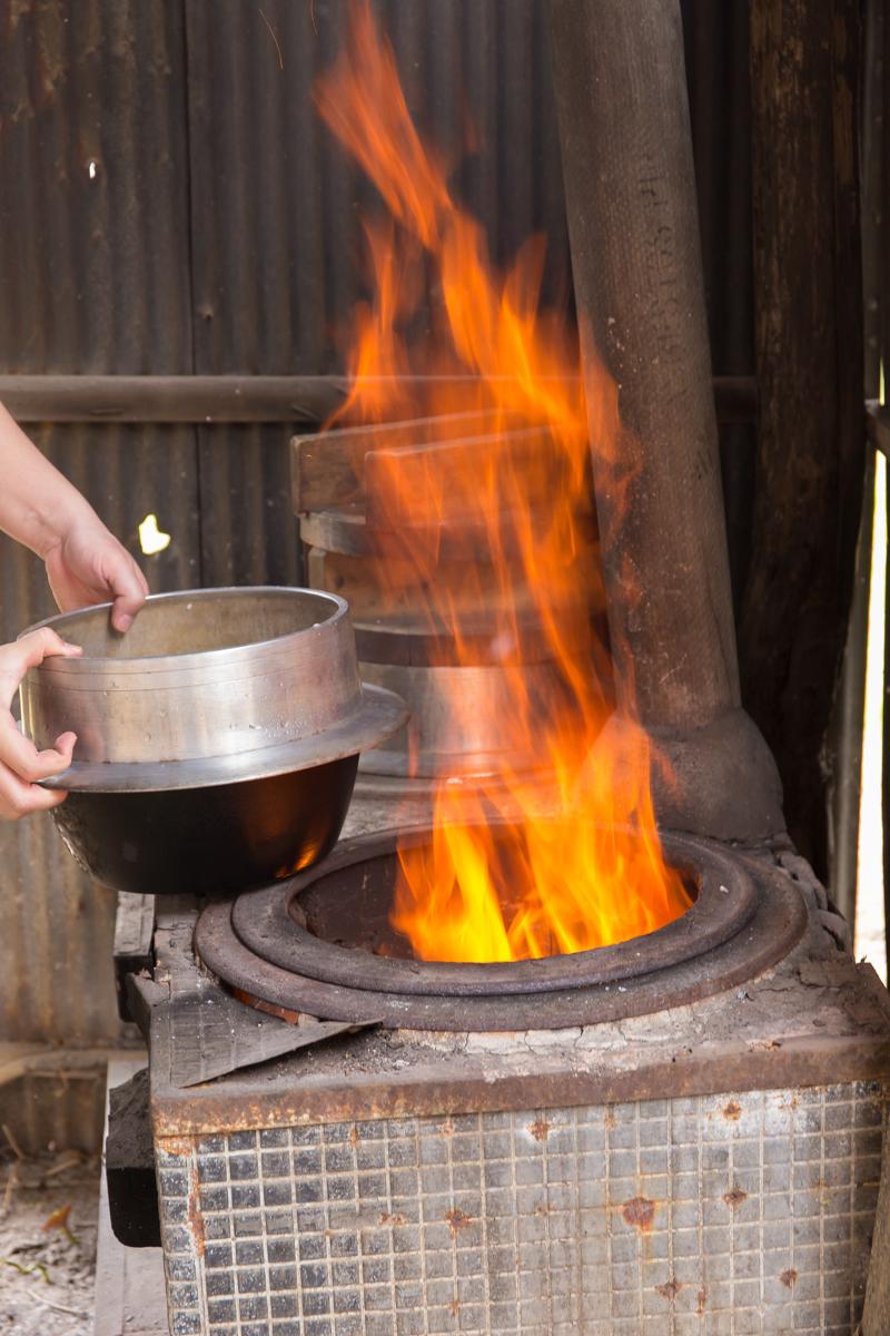 BBQ調理(2)