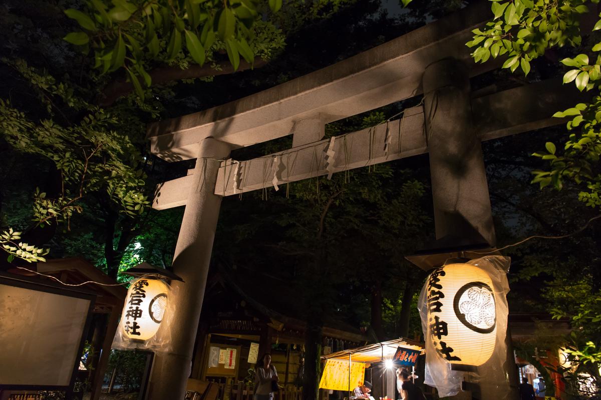 愛宕神社ほおずき市(5)