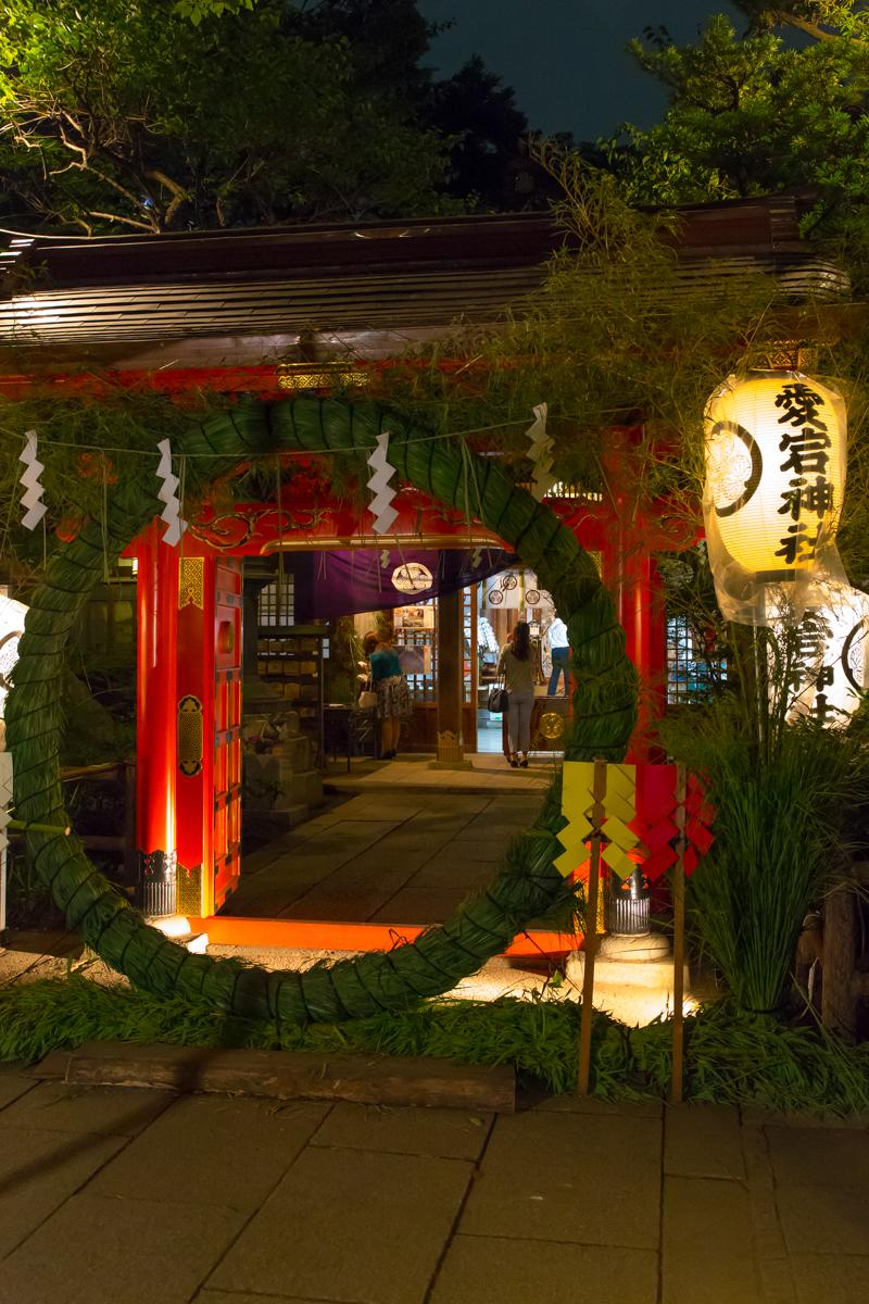 愛宕神社ほおずき市(6)