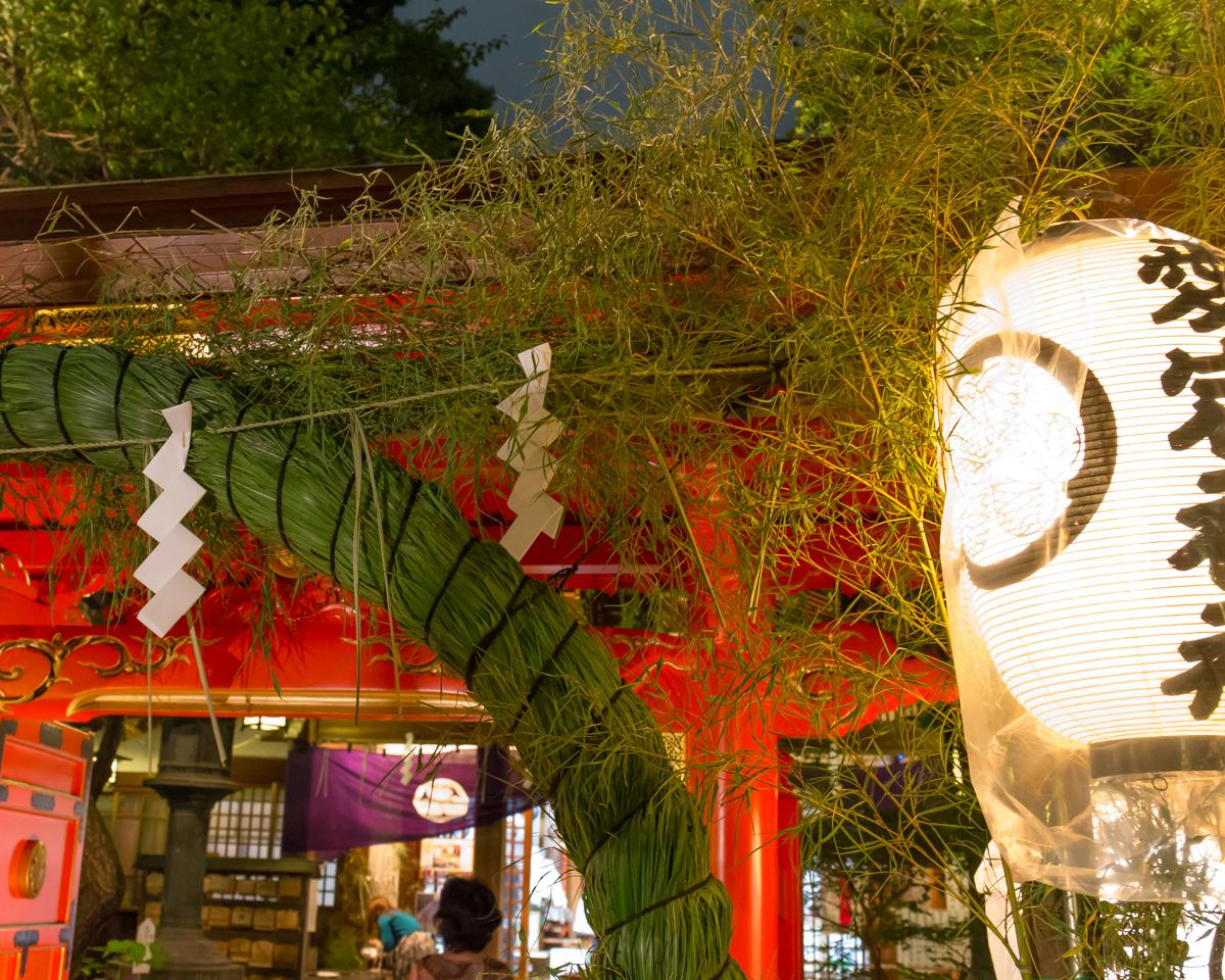 愛宕神社ほおずき市(7)