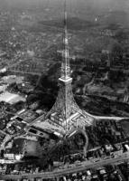 東京タワー開業