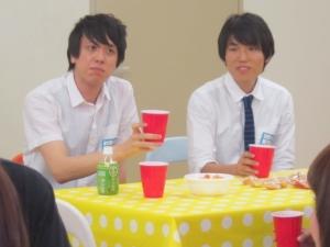 台湾の2人