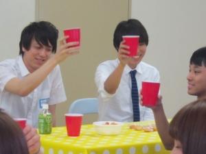 台湾からの留学生