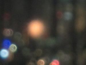 奉納花火をハルカスから見下ろす3