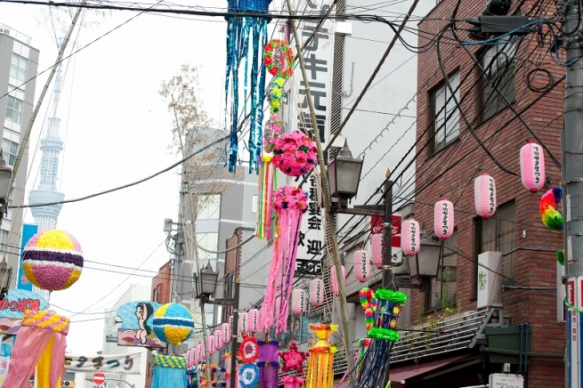 浅草合羽橋夏祭り11