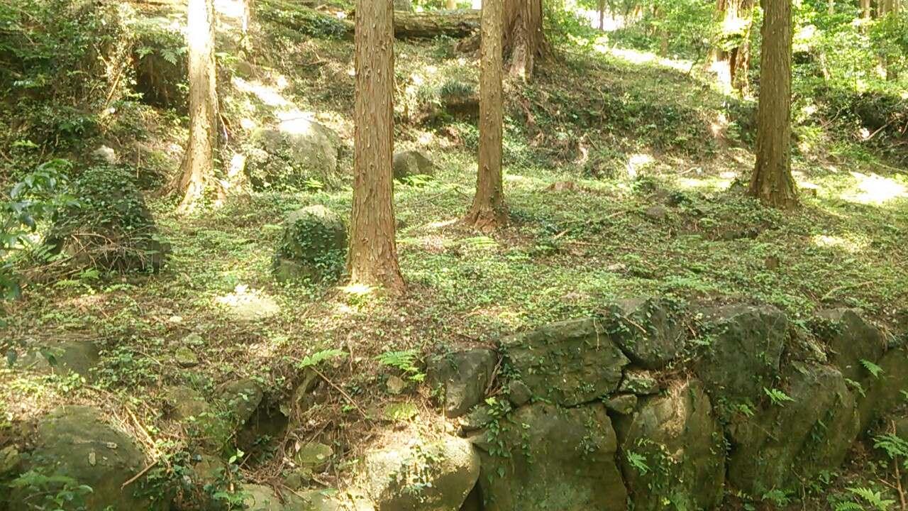 【封印】 山でハイキングしてたら変な遺跡をみつけた