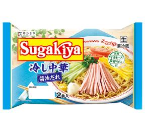 Sugakiya冷し中華