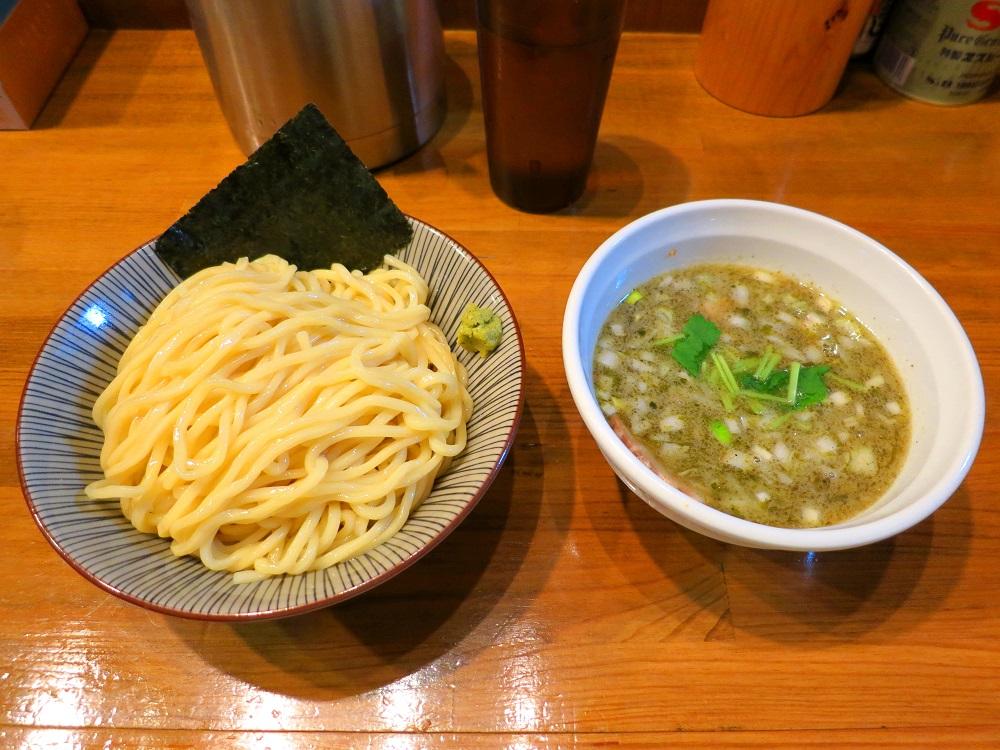 塩つけ麺1