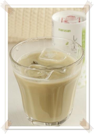 豆乳抹茶 もっと豆乳ゴクゴクキャンペーン