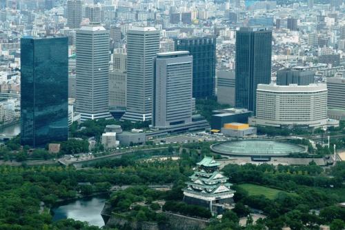 大阪市航空写真1 500_10092192