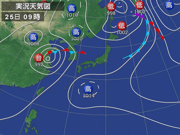 7月25日 weathermap00
