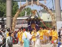 生玉神社夏祭り4images