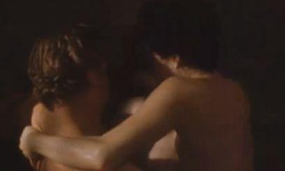 カーラ・グギノ 汗だくになりながら腰を振りまくる濡れ場