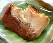 赤魚の味噌漬け