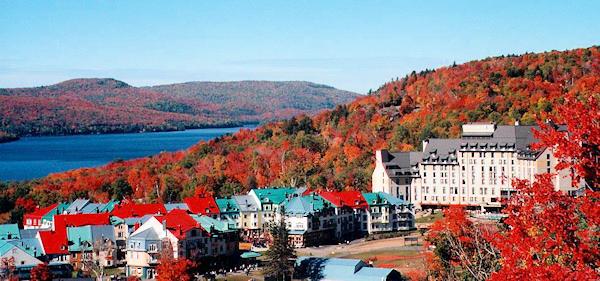 Fairmont Tremblant, Quebec