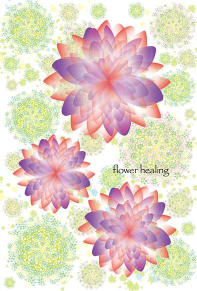 flower healing