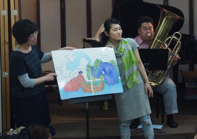 2014.04.16 ぞうくんのさんぽ