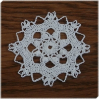 99 Little Doilies #03