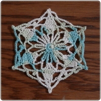 Lacework four seasons 100 #08