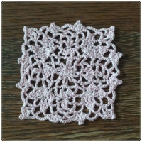 Lacework four seasons 100 #09