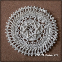 99 Little Doilies #14