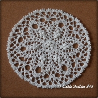 99 Little Doilies #15