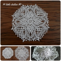 99 Little Doilies #01