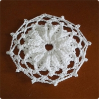 99 Little Doilies #7 失敗