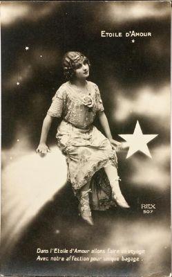 lady on comet_400