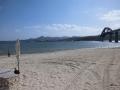 沖縄・瀬底島の浜