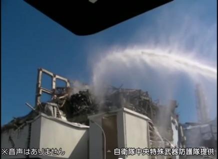 自衛隊原子炉注水