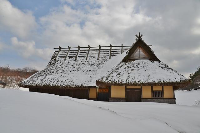 雪景色3月1