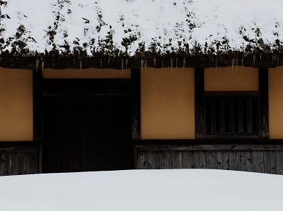 雪景色3月 2
